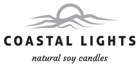Coastal Lights Natural Soy Candles
